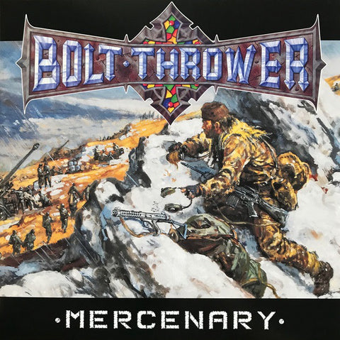 BOLT THROWER: MERCENARY (1998) 2021 REISSUE LP