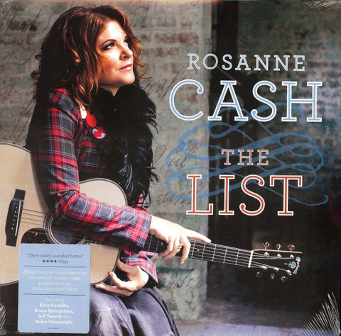 CASH, ROSANNE: THE LIST USED CD