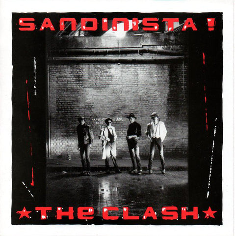 CLASH, THE: SANDINISTA! USED CD