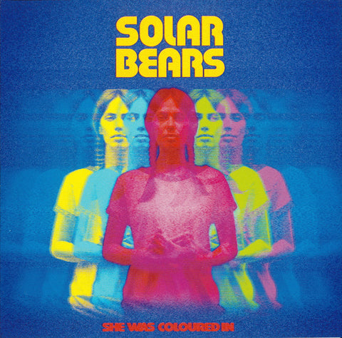 SOLAR BEARS: SHE WAS COLOURED IN USED CD