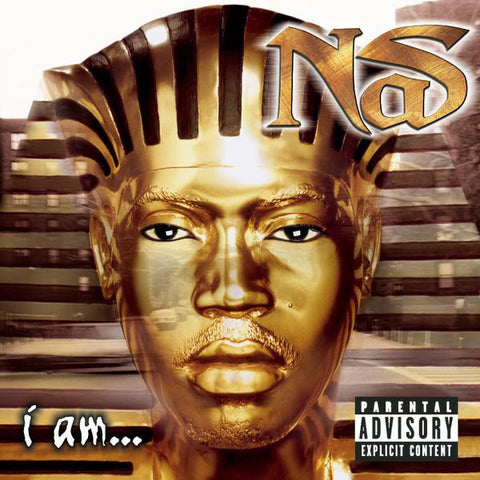 NAS: I AM... USED CD