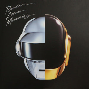 DAFT PUNK: RANDOM ACCESS MEMORIES USED CD