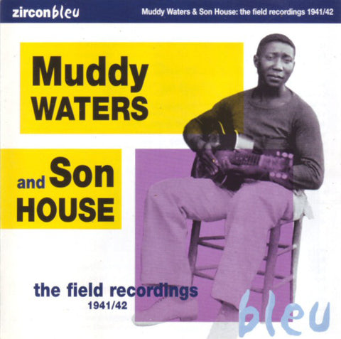 MUDDY WATERS & SON HOUSE: FIELD RECORDINGS 1941 / 1942 USED CD