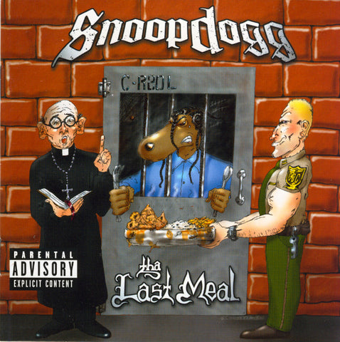 SNOOP DOGG: THA LAST MEAL USED CD
