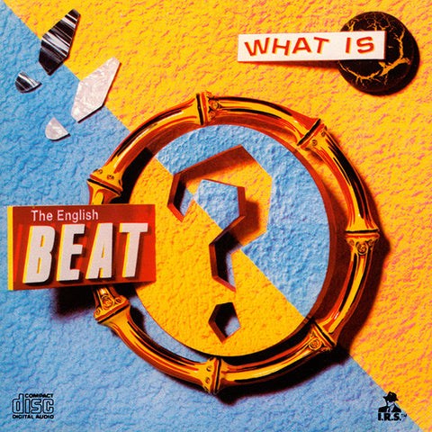BEAT, THE: WHAT IS BEAT? (US) USED CD