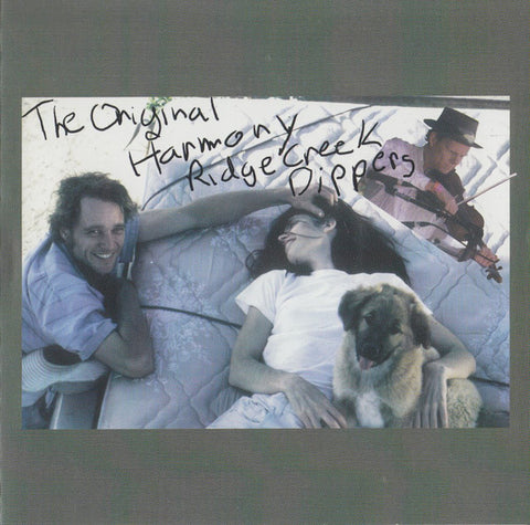 OLSON, MARK: THE ORIGINAL HARMONY RIDGE CREEK DIPPERS USED CD
