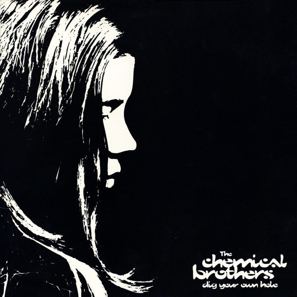CHEMICAL BROTHERS: DIG YOUR OWN HOLE USED CD