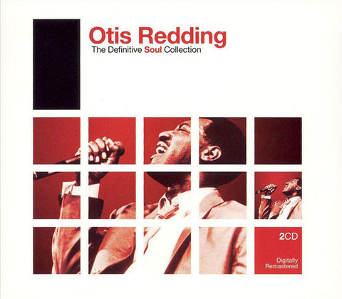 REDDING, OTIS: THE DEFINITIVE SOUL COLLECTION 2CD USED CD