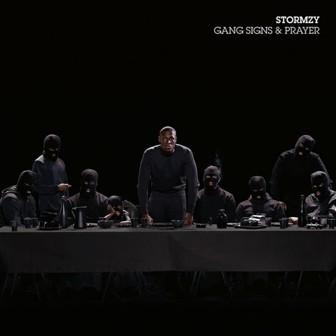 STORMZY: GANG SIGNS & PRAYER USED CD