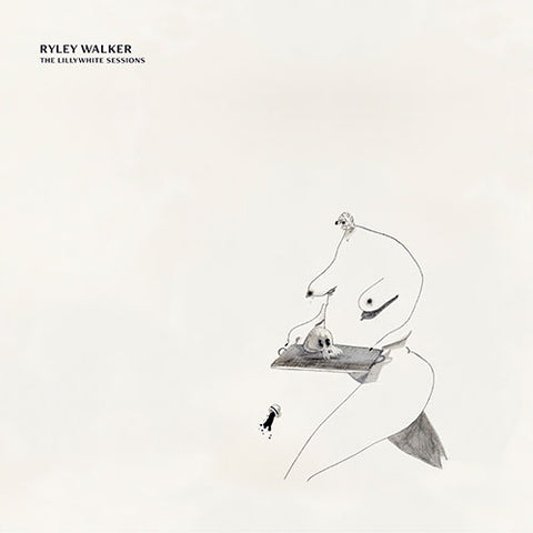 WALKER, RYLEY: THE LILYWHITE SESSIONS (2018) LP