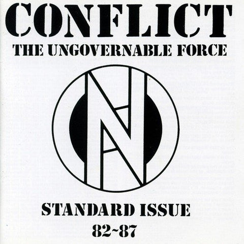 CONFLICT: STANDARD ISSUE 82 - 87