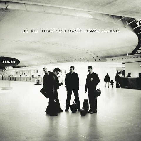 U2: ALL THAT YOU CAN'T LEAVE BEHIND (2000) 2020 REISSUE CD //// 2CD /// 2LP
