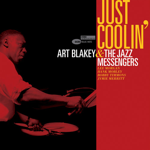 BLAKEY, ART & THE JAZZ MESSENGERS: JUST COOLIN' (2020) LP // CD