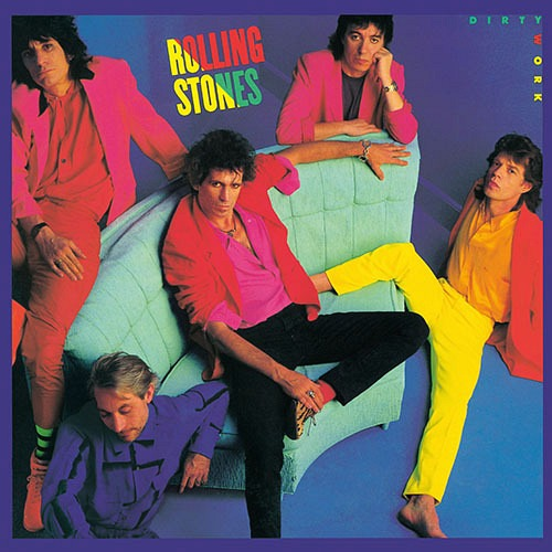 ROLLING STONES, THE: DIRTY WORK (1986)