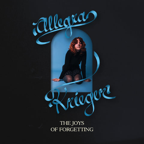 KRIEGER, ALLEGRA: THE JOYS OF FORGETTING (2020) CD /// LP