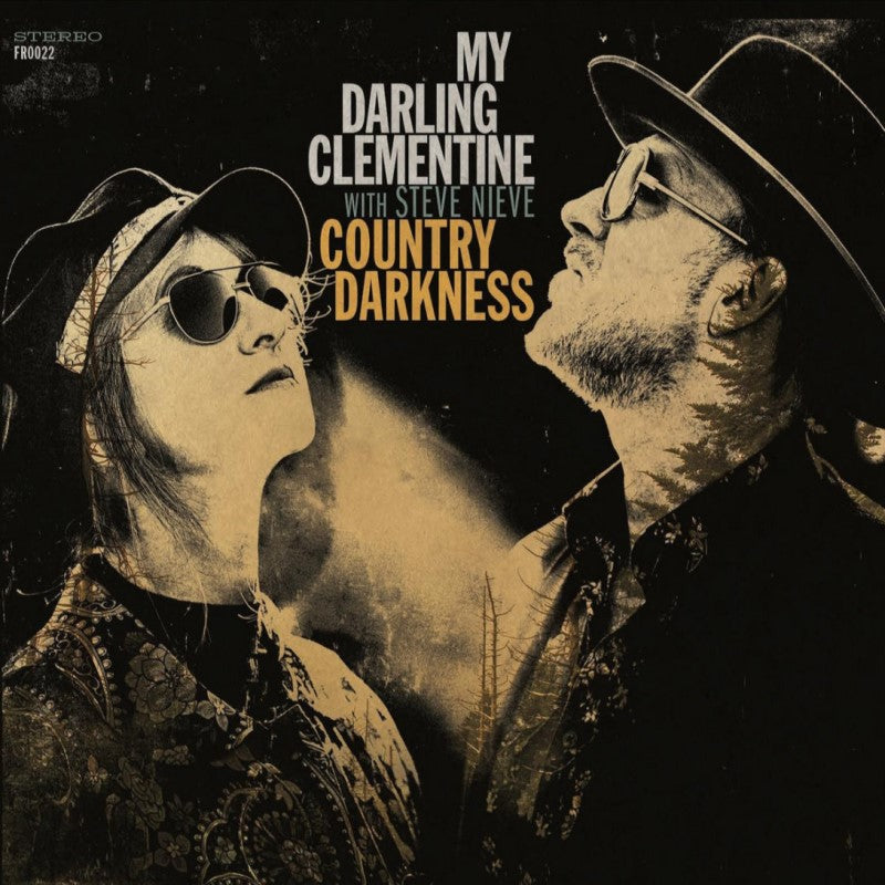 MY DARLING CLEMENTINE WITH STEVE NIEVE: COUNTRY DARKNESS (2020) CD