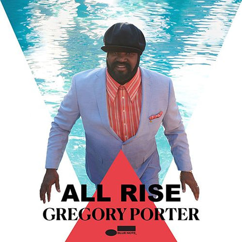 PORTER, GREGORY: ALL RISE (2020) CD //// LP