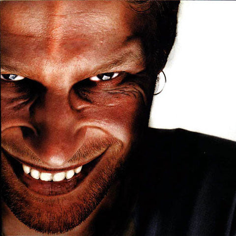 APHEX TWIN : RICHARD D. JAMES ALBUM (1996) LP 2012 180 GRAM REPRESS