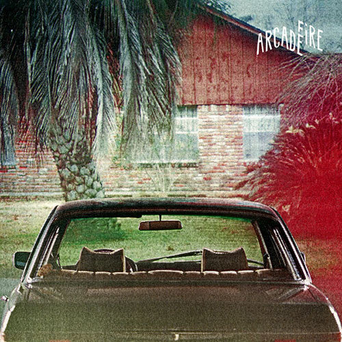 ARCADE FIRE : THE SUBURBS (2010) 2LP REISSUE GATEFOLD SLEEVE