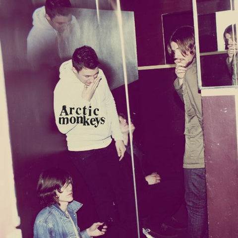 ARCTIC MONKEYS : HUMBUG (2009) CD / LP GATEFOLD SLEEVE