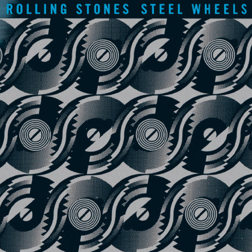 ROLLING STONES, THE: STEEL WHEELS (1989)