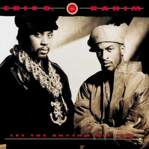 ERIC B & RAKIM : LET THE RHYTHM HIT EM (2017) DOUBLE ALBUM RE ISSUE OF 1990 RELEASE