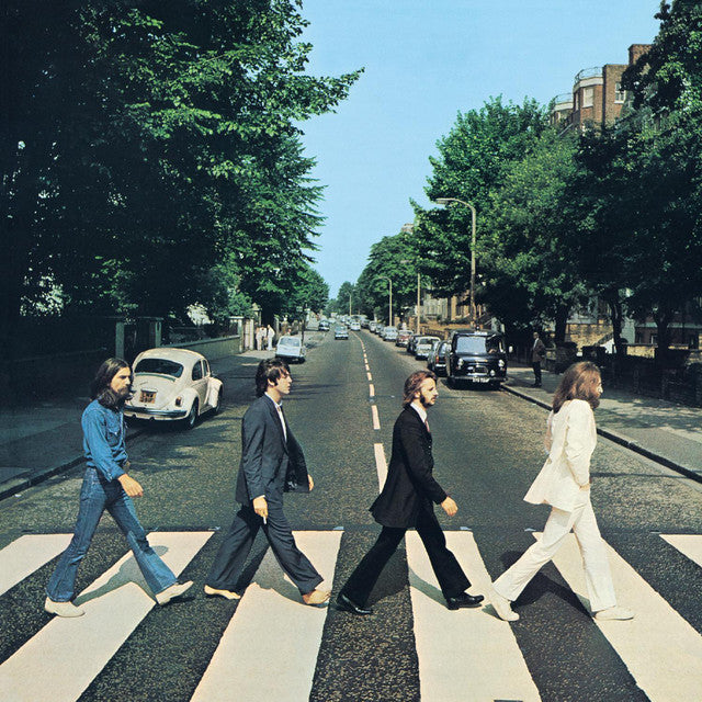 BEATLES, THE : ABBEY ROAD (2019 REMASTER)  (1969) CD / LP 2019 REMASTERED ANNIVERSARY EDITION MIXED BY GILES MARTIN 180 GRAM VINYL