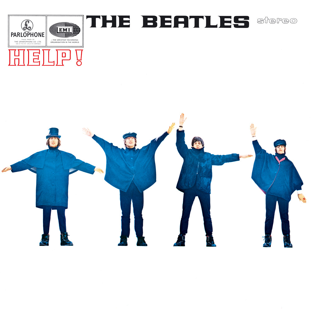 BEATLES, THE : HELP ! (1965) CD / LP 2018 REMASTERED REISSUE 180 GRAM VINYL