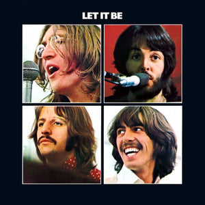 BEATLES, THE : LET IT BE (1969) CD / LP 2018 REMASTERED STEREO REISSUE 180 GRAM VINYL