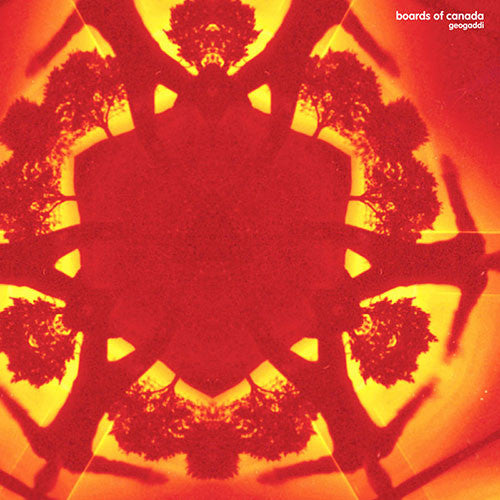 BOARDS OF CANADA : GEOGADDI (2002) 2LP 2013 REMASTERED REISSUE TRIPLE DELUXE SLEEVE