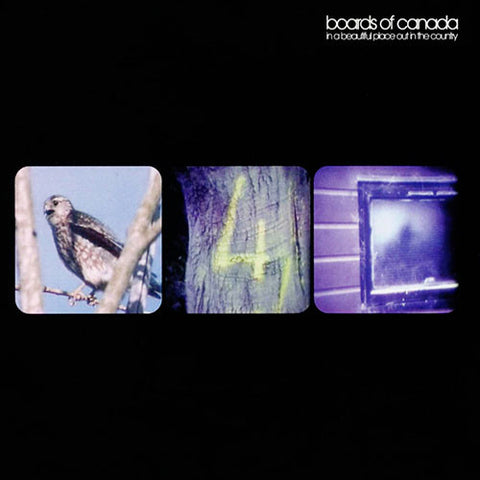 BOARDS OF CANADA : IN A BEAUTIFUL PLACE OUT IN THE COUNTRY (2000) 12 INCH 2013 REISSUE