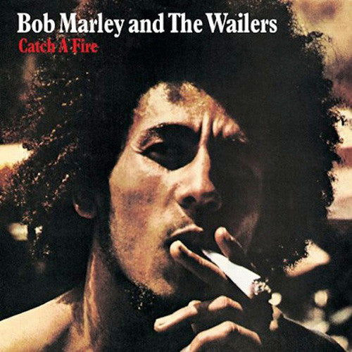 MARLEY, BOB & THE WAILERS: CATCH A FIRE (1973) LP 2015 REISSUE ON 180 GRAM VINYL