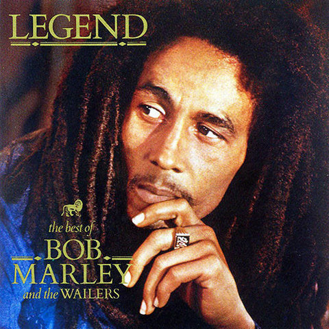 MARLEY, BOB & THE WAILERS: LEGEND: THE BEST OF