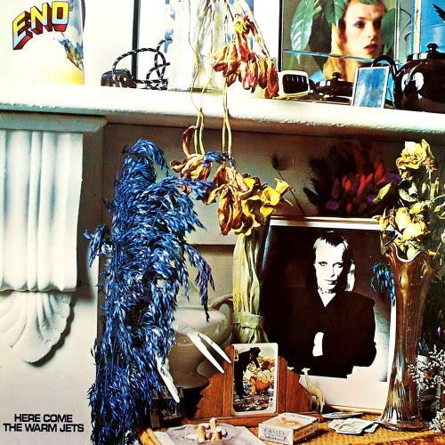 ENO, BRIAN: HERE COME THE WARM JETS (1973) CD / LP 180 GRAM PRESSING