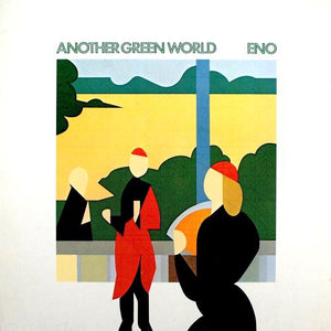 ENO, BRIAN: ANOTHER GREEN WORLD (1975) CD / LP REMASTERED 180 GRAM VINYL