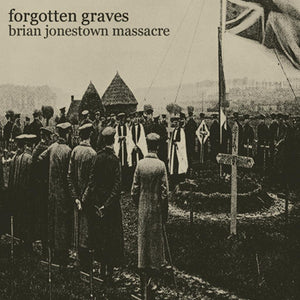 "BRIAN JONESTOWN MASSACRE, THE: FORGOTTEN GRAVES 10"" EP"