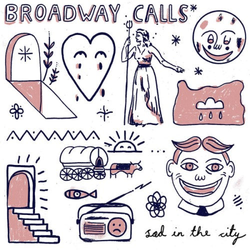 BROADWAY CALLS: SAD IN THE CITY (2020) LP