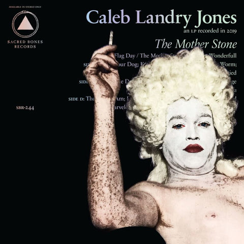 LANDRY JONES, CALEB: THE MOTHER STONE (2020) LP