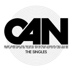 CAN : THE SINGLES (2017) CD / 3LP