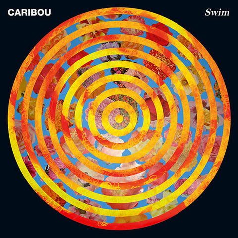 CARIBOU : SWIM (2010) CD & 2LP