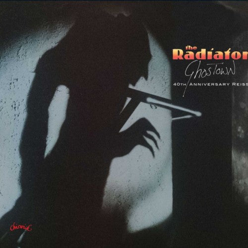 RADIATORS, THE : GHOSTOWN (1979) 2CD / 2LP CLEAR VINYL 40TH ANNIVERSARY EDITION