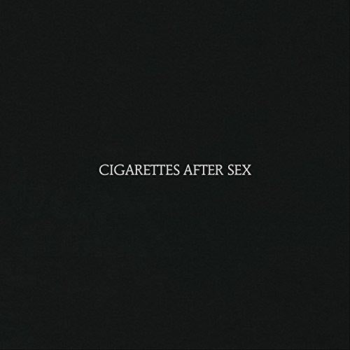 CIGARETTES AFTER SEX : CIGARETTES AFTER SEX (2019) CD / LP