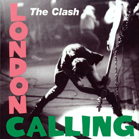CLASH, THE : LONDON CALLING (1979) CD / 2LP 2015 REISSUE