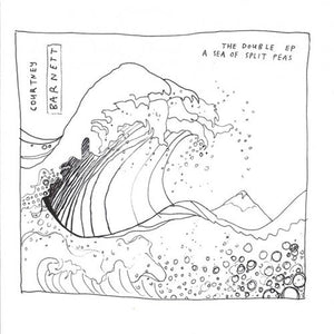 BARNETT, COURTNEY : THE DOUBLE EP: THE SEA OF SPLIT PEAS (2013) CD / LP