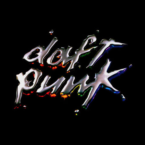 DAFT PUNK : DISCOVERY (2001) 2LP