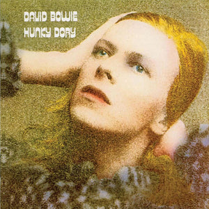 BOWIE, DAVID : HUNKY DORY (1971) CD / LP 2016 REMASTERED REISSUE 180 GRAM VINYL