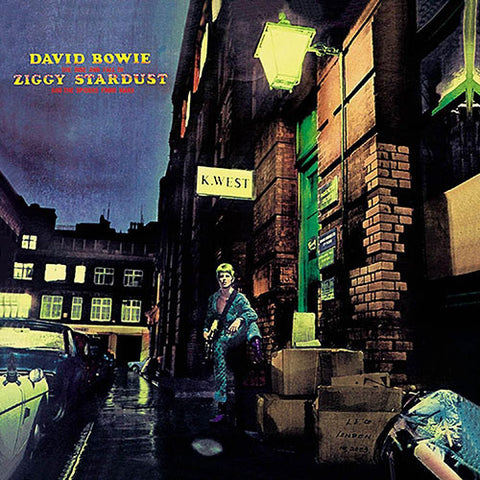 BOWIE, DAVID: THE RISE AND FALL OF ZIGGY STARDUST AND THE SPIDERS FROM MARS