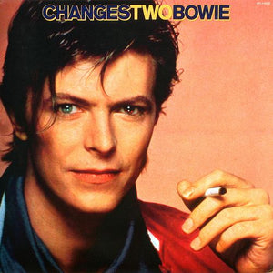 BOWIE, DAVID : CHANGESTWOBOWIE (1981) CD / LP 2018 REMASTERED REISSUE