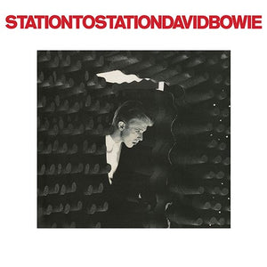 BOWIE, DAVID: STATION TO STATION (1976) CD / LP 2017 REMASTERED REISSUE 180 GRAM VINYL