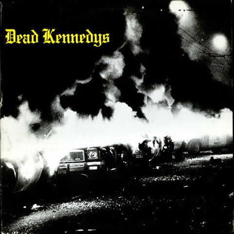 DEAD KENNEDYS : FRESH FRUIT FOR ROTTING VEGETABLES (1980) LP 2014 CHERRY RED REISSUE